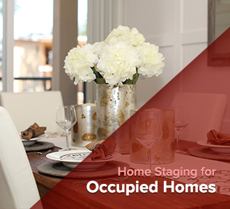 Home Staging for Occupied Homes